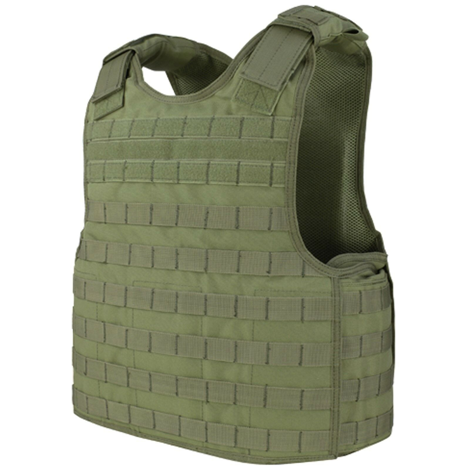 Condor DFPC OD Green MOLLE PALS Modular BALCS SPEAR Defender Plate Carrier Vest