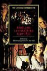 The Cambridge Companion to English Literature, 1740-1830 by Cambridge University Press (Hardback, 2004)