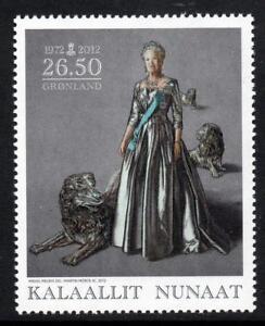 GREENLAND-MNH-2012-40th-Anniversary-of-the-Coronation