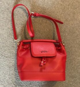 Folli-Follie-Uptown-Beauty-Small-Red-Bucket-Bag