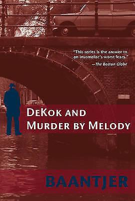 DeKok and Murder by Melody (Inspector Dekok)-ExLibrary