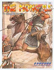 Histoire /& collection Osprey King /& Contry Militoys Concord The Mongols 6006