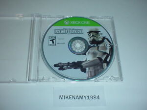 STAR WARS: BATTLEFRONT game in plain case for Microsoft XBOX ONE