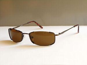 Moderne Sonnenbrille Sunglasses Brille Unisex Braun UV 400 Modell 18 / NEU !!
