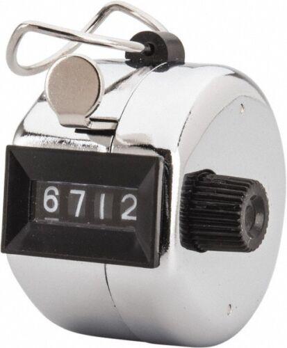 x... Manual Reset x 56.5mm Deep WorkSmart 4 Digit Wheel Counter 34.1mm Wide