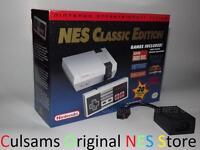 Original Nintendo Nes Controller To Nes Classic Edition Mini Adapter Usa Seller