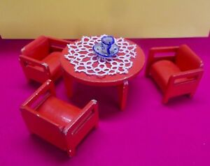 Table-Set-for-The-Doll-039-s-House