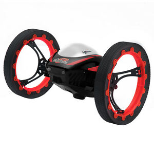 2.4GHz 4CH RC Remote Control Bounce Car Jumping Stunter 360° Spin Kids Gift New
