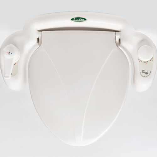 EUREKA LEVER BIDET EB-3500W WARM WOMAN Toilet Seat Bathroom Hydraulic Sprayer