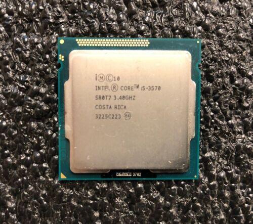 Intel Core i5-3570 3.4GHz Quad-Core BX80637i53570 Processor