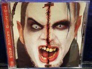 Twiztid-Freek-Show-CD-insane-clown-posse-dark-lotus-three-six-mafia-3-6-icp-fs