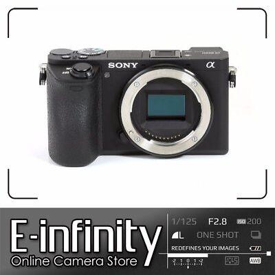 NEUF Sony Alpha a6500 Mirrorless Digital Camera (Body Only)