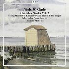 Niels W. Gade: Chamber Works Vol. 2 (CD, Aug-2016, CPO)