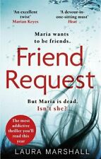 Friend Request: The most addictive psychological thriller ... by Marshall, Laura
