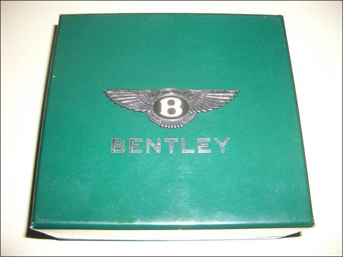 Bentley Speed 8 Lemans-Minichamps - 1 43 traficantes Box-coche modelo modelcar
