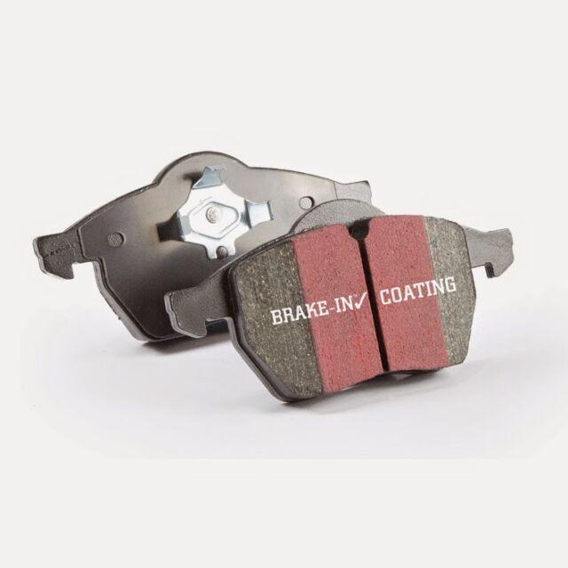 EBC Blackstuff Bremsbeläge Hinterachse DPX2201 für Seat Leon 3