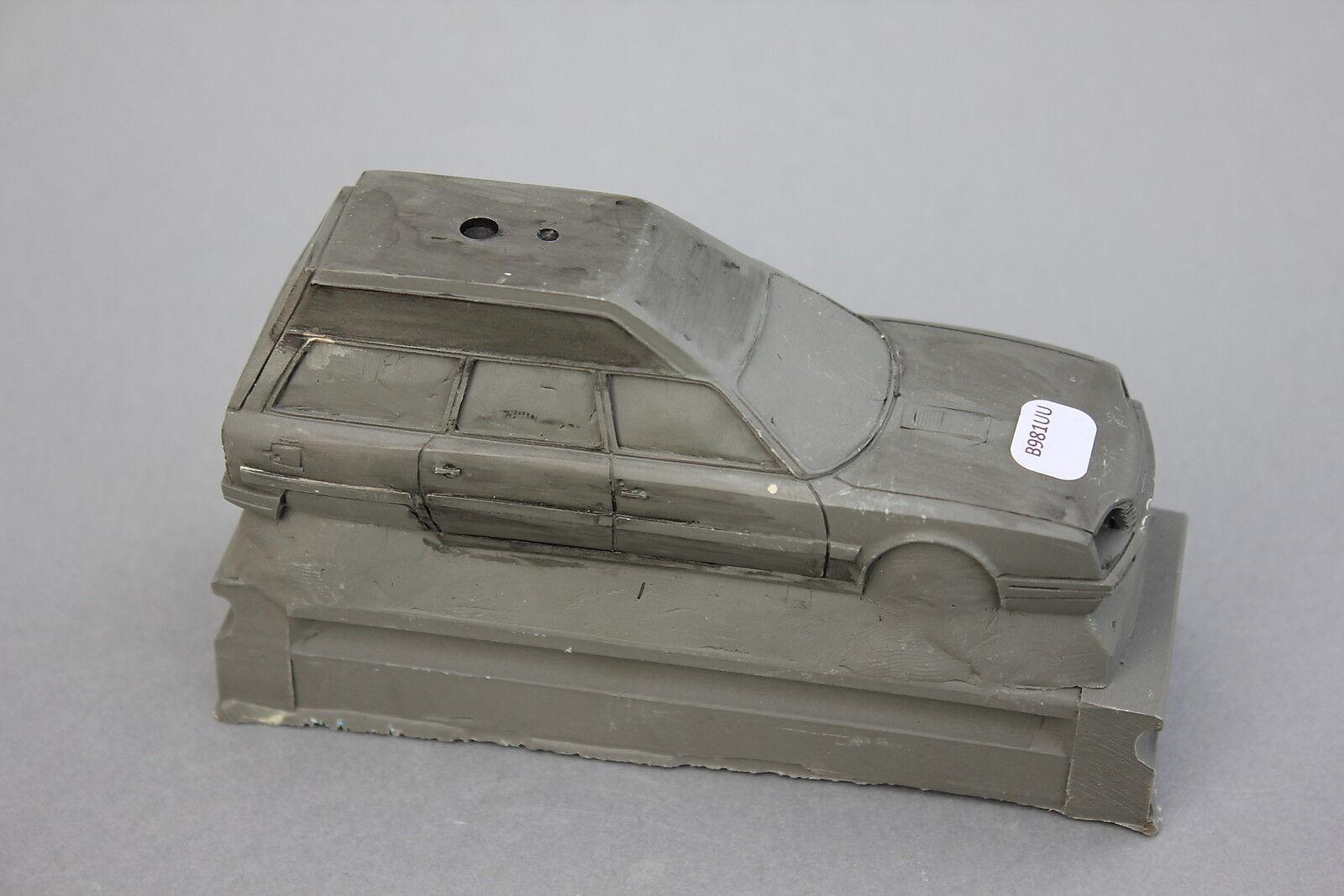 Rare Die Mold Resin Citroen Cx Ambulance Car 1 43 Heco Models U