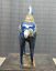 20-8cm-Chinese-Ceramics-Tri-Color-Glazed-Pottery-Tang-Dynasty-War-horse-Statue thumbnail 3