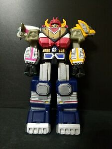 "Vintage 1998 Bandai Power Rangers Megazord Gingaloh 6"" Action figure,"