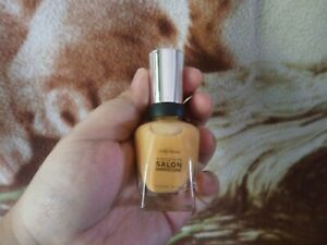 CLOSEOUT-SALE-Imported-From-USA-Sally-Hansen-Nail-Polish-Gold-Glass-2