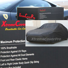 2016 MERCEDES-BENZ SLK300 SLK350 SLK55 BREATHABLE CAR COVER - BLACK