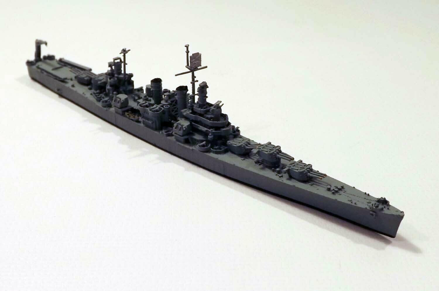 Neptun 1342C US Light Cruiser Savannah modellololo IN SCALA 1942 11250 Nave