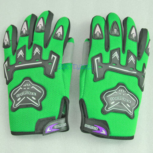 Outdoor Sports Cycling Bicycle Full Finger Gloves Kids//Boy//Girl//Children//Youth