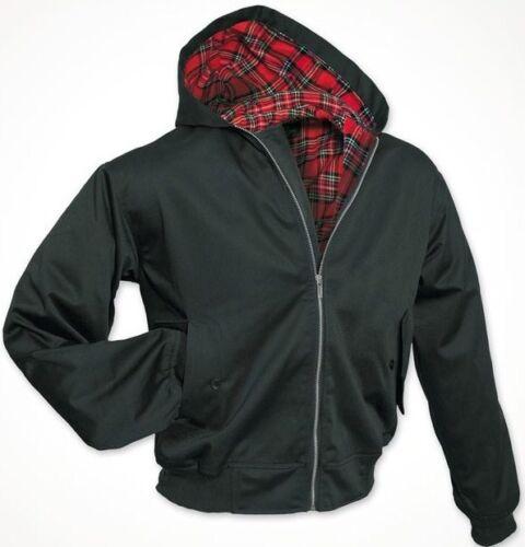 cappuccio Original Harrington Kb Jacket nero con rqTI1qvw