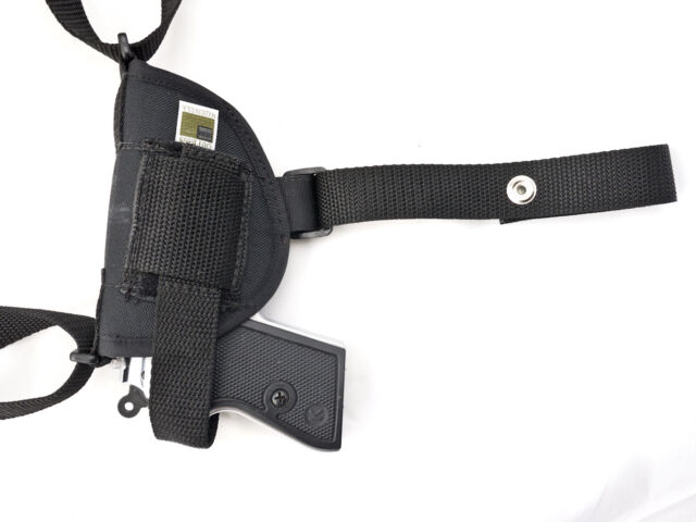 Sig Sauer P365OUTBAGS Nylon Horizontal Shoulder Holster With Double Mag Pouch for sale online