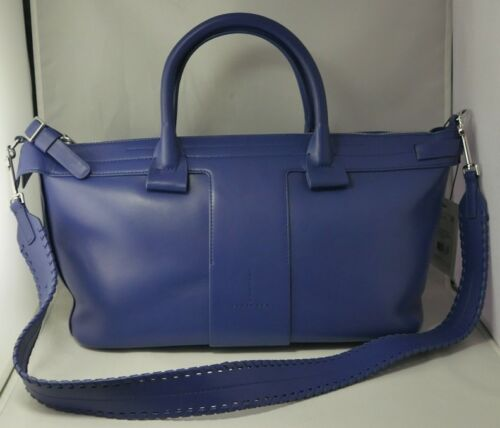 695 Kalbsleder Blau 100 Msrp Nwt Handtasche T Authentic Bar Sommer Theory qxTPXvw