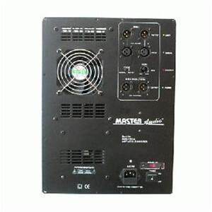 Master-Audio-SA600-Modulo-amplificatore-per-subwoofer-550-W-RMS-SU-4-OHM