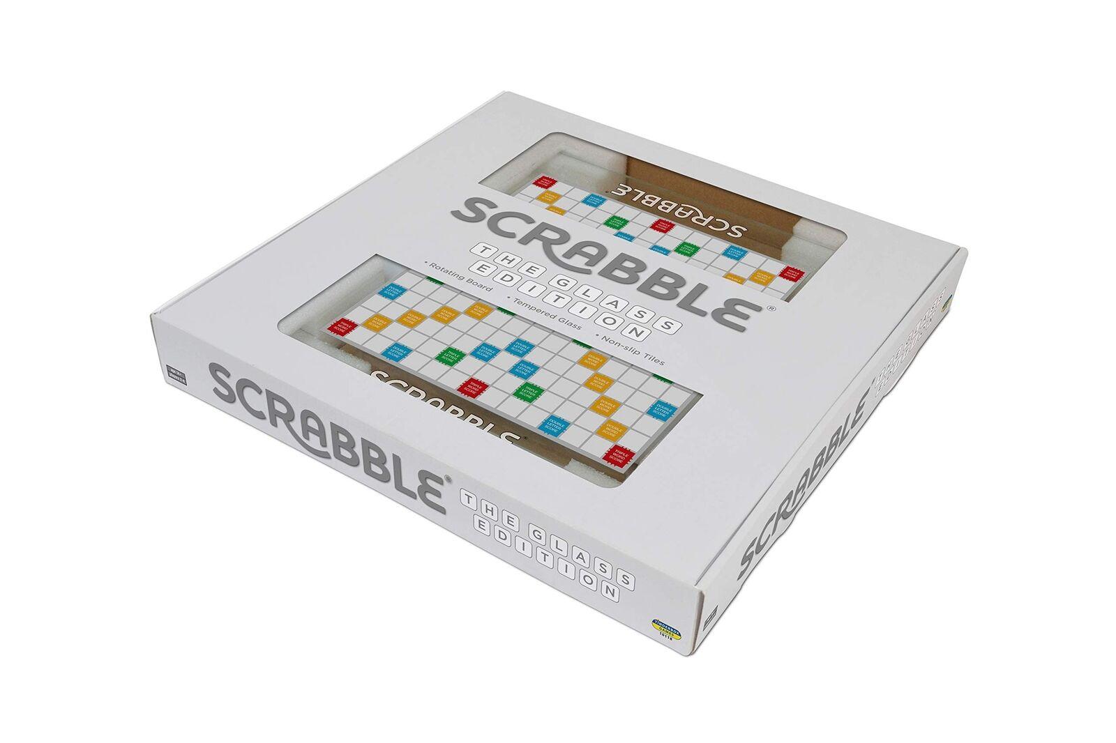 Leisure Trends begränsad LTL10118 Scrabble  Glasupplagan, Blandade färger