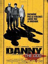 Affiche 120x160cm DANNY THE DOG (2005) Jet Li, Bob Hoskins, Kerry Condon BE