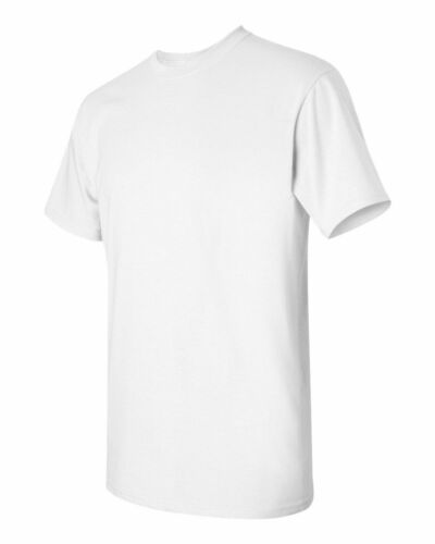 Gildan 5000 T-Shirts Blank Bulk Lot Colors or White S-XL Wholesale