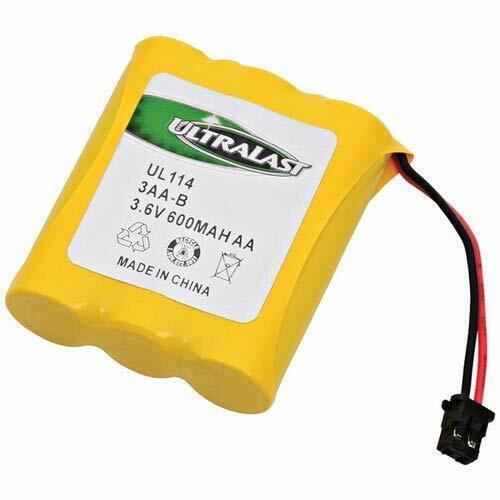 Sharp Ultralast UL-114 Cordless Phone Battery for Cobra Sony and... Panasonic
