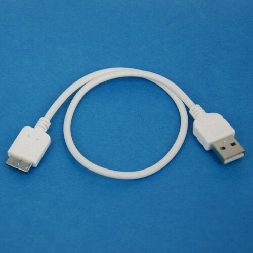 1ft 30cm Fast Charger ONLY USB Cable WHITE 4 Samsung Galaxy NotePRO TabPRO 12.2