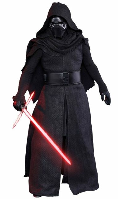 Hot Toys Kylo Ren Movie Masterpiece Series Figure 1:6 Scale The Force Awakens