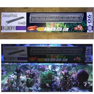 Aqua Light Led Hi Lumen 90 - 33 Watts-dissertation Luminaire 90 - 100 Cm Beams Work-afficher Le Titre D'origine Une Grande VariéTé De Marchandises