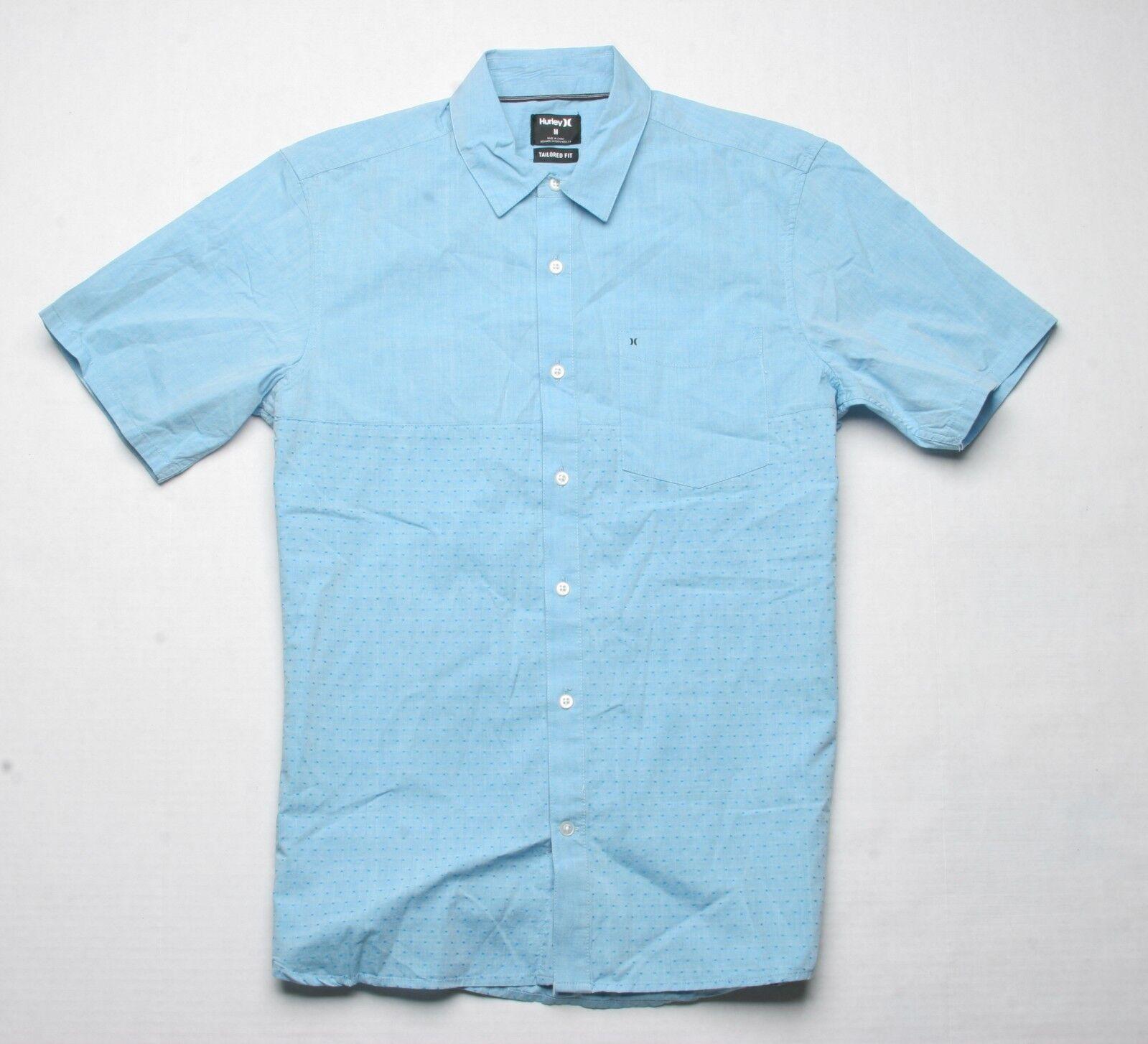 Hurley Kurt Hemd (M) Blau     | Niedriger Preis
