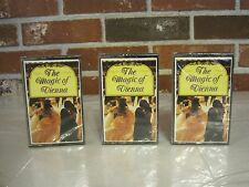 1993 THE MAGIC OF VIENNA CASSETTE TAPES 1, 2 & 3---NEW--FACTORY SEALED