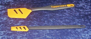 Tupperware Griffbereit Top Schaber Schwarz Orange Neu Ovp