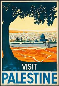 13-Vintage-Travel-Art-Poster-Palestine