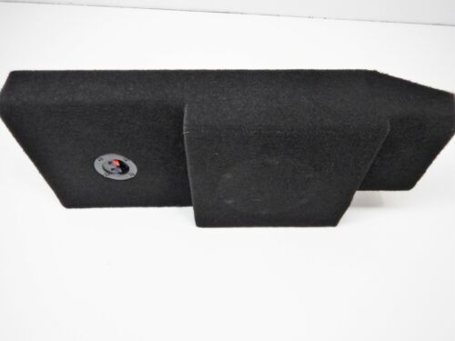 2007 to 2014 Chevy Tahoe Console Hidden Box Enclosure Subwoofer 8 Sub speaker