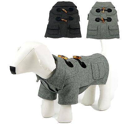 Dog Jacket Pet Coat Pocket Design Puppy Clothes Clothing Apparel Cat Winter