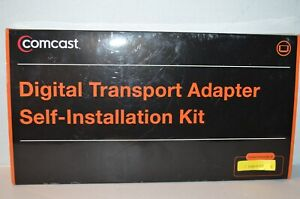 Details about New Xfinity DCI1011COM Digital Transport Adapter Self  Installation Kit