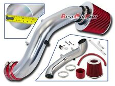 BCP RED 02-06 Acura RSX Type S 2.0L Short Ram Air Intake Induction Kit + Filter