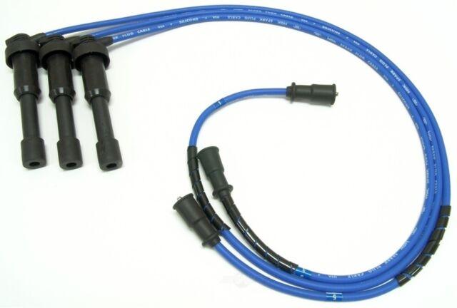 Spark Plug Wire Set Ngk 58402 Fits 03
