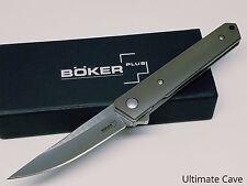New Boker Plus Knife New Kwaiken Mini Titan 01BO290