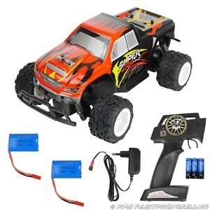 rc 2 4g monstertruck buggy 1 24 ferngesteuertes elektro. Black Bedroom Furniture Sets. Home Design Ideas