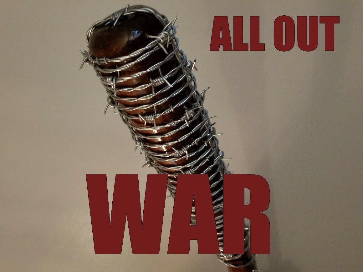 Lucille Negan Bat-Walking Dead-revise nuestras opiniones. mejor bate en  .